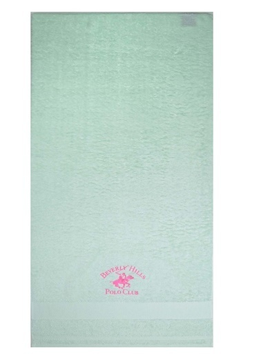 Beverly Hills Polo Club Havlu Seti 50x100 Cm + 40x60 Cm Yeşil